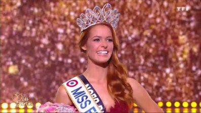 Miss France 2018 est ... Miss Nord-Pas-de-Calais