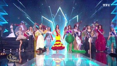 Miss France 2019 – Les 30 Miss en costume régional