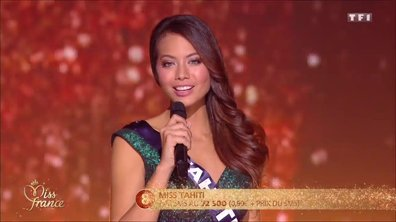 Miss France 2019 – 5 choses à savoir sur Miss Tahiti 2018