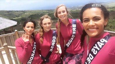 Miss France 2019 : Journée sportive pour les Miss !