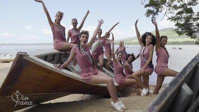 MISS FRANCE 2019 - Les Miss à la découverte de l'île Maurice