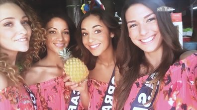 MISS FRANCE 2019 - Les Miss en immersion dans la culture mauricienne