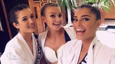 Les Miss en préparation à l'élection de MISS FRANCE 2019
