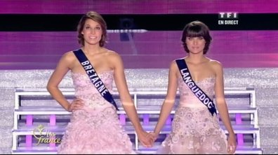 Résultats officiels de l'élection de Miss France 2011