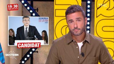 Élection présidentielle : Arnaud Montebourg recycle son discours de 2017