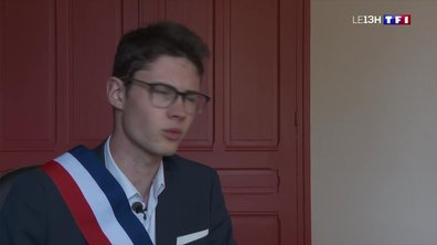 Elections municipales 2020 : le plus jeune maire de France a 19 ans !