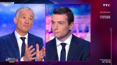 Élections municipales 2020 : Louis Aliot en tête à Perpignan