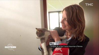 Elections municipales : les animaux s'invitent dans la campagne