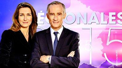 2ème tour des Elections Régionales - L'édition spéciale de TF1