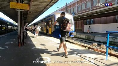 Élections régionales : l'enjeu des transports