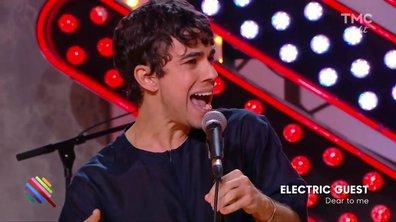 """Electric Guest - """"Dear to me"""" en live dans Quotidien"""