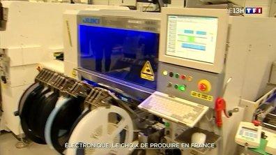 Electronique : cette société alsacienne joue la carte du Made in France