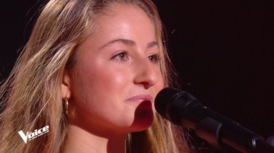 "The Voice 2021 - Elise chante ""Beautiful"" de Christina Aguilera"