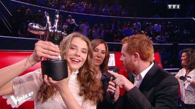 Maëlle, grande gagnante de The Voice : retour sur son parcours (VIDEO)
