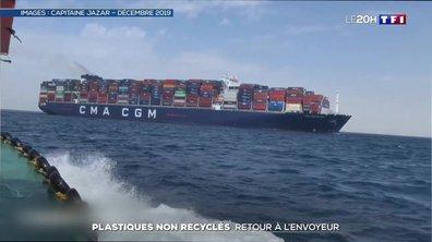Elle ne veut plus être la poubelle du monde : la Malaisie nous renvoie nos déchets plastiques