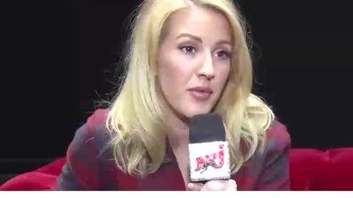 Ellie Goulding, Soprano et Maître Gims se confient juste avant d'investir la scène en direct