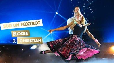 Sur un Foxtrot, Elodie Gossuin, Christian Millette et Chris Marques (L'idole des jeunes)