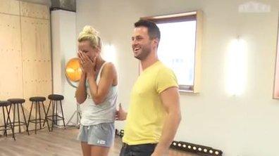 Elodie Gossuin reçoit une belle surprise en répétition !