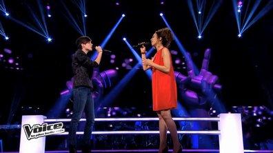 """The Voice 3 - Battles : Elodie plus à l'aise que Najwa sur """"No surprises"""" de Radiohead"""