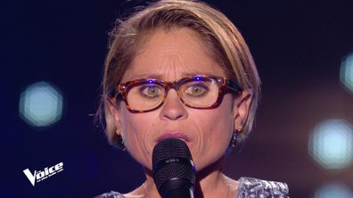 "The Voice 2021 - elodie chante ""Si Maman si"" de France Gall"