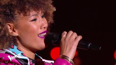"THE VOICE 2020 - Eloisha, ancienne de la Star Ac, chante ""Somebody Else's Guy"" de Jocelyn Brown"