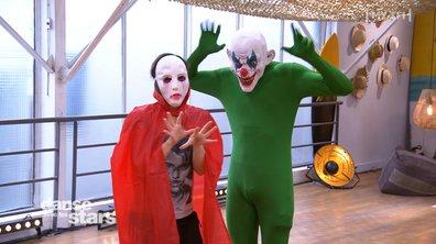 DALS - Elsa Esnoult et Anthony Colette déjà en mode Halloween !