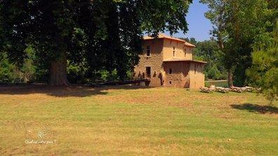 EXCLU - Visitez un ancien moulin du XIIème siècle