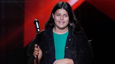 """The Voice Kids - Ema chante """"Les filles d'aujourd'hui"""" de Joyce Jonathan et Vianney"""