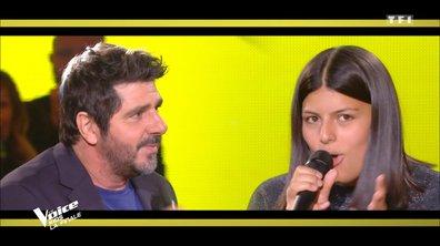 "The Voice Kids 2020 - Finale - Ema & Patrick Fiori chantent ""Fan"" de Pascal Obispo"