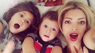 Secret Story 11 : Émilie Nef Naf déclare son amour à ses deux enfants