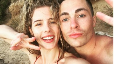 Arrow: Emily Bett s'éclate avec Colton Haynes !