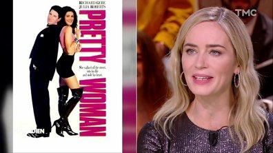 Emily Blunt a peut-être regardé Pretty Woman un peu trop jeune (et merci papa!)