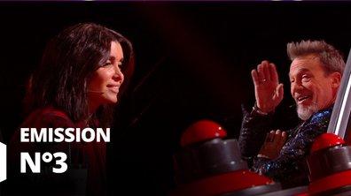 The Voice All Stars du 25 septembre 2021 - Emission 3 (Auditions à l'aveugle)