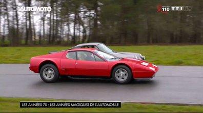 """Ferrari 512 BB vs Porsche 911 """"930"""" Turbo : le combat des sportives des années 1970"""