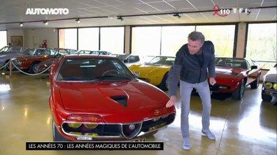 Alfa Romeo Montreal : un classique italien des années 1970