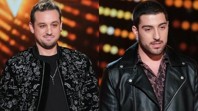 "THE VOICE 2020 - Emmanuel Obre VS Enzo S chantent ""Who wants to live forever"" de Queen"