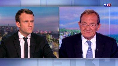 Stranger Jean-Pierre : Spécial Emmanuel Macron