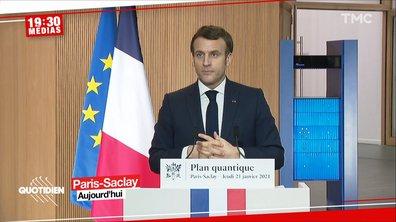 """Emmanuel Macron accuse les Français d'être """"66 millions de procureurs"""""""