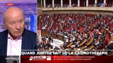 Emmanuel Macron, le père fouettard de LaRem !