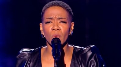 "THE VOICE 2020 - Emmanuelle N'zuzi chante ""Crazy"" de Gnarls Barkley"