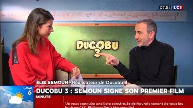"""""""Emmenez-Moi"""" : A la rencontre d'Élie Semoun dans la réalisation de """"Docubu 3"""""""