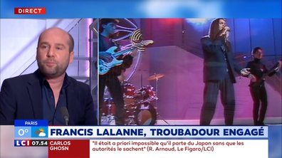 """""""Emmenez-Moi"""" : À la rencontre de Francis Lalanne, qui fête ses 40 ans de carrière"""