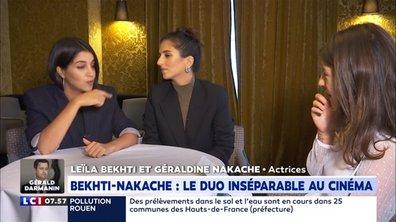 """""""Emmenez-Moi"""" : Bekhti-Nakache, le duo inséparable au cinéma"""