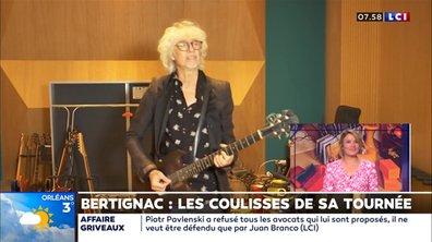 """""""Emmenez-Moi"""" : Bertignac, les coulisses de sa tournée"""