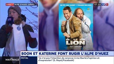 """""""Emmenez-Moi"""" : Boon et Katerine font rugir l'Alpe d'Huez"""