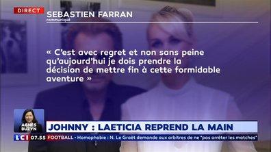 """""""Emmenez-Moi"""" : Laeticia Hallyday reprend la main"""
