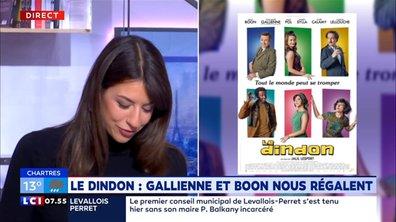 """""""Emmenez-Moi"""" : """"Le Dindon"""", Gallienne et Boon nous régalent"""