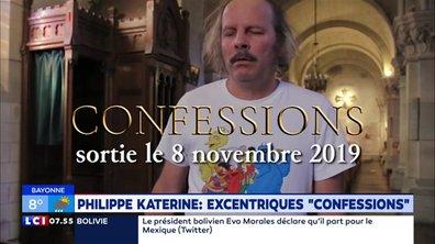 """""""Emmenez-Moi"""" : Philippe Katerine, excentriques """"Confessions"""""""