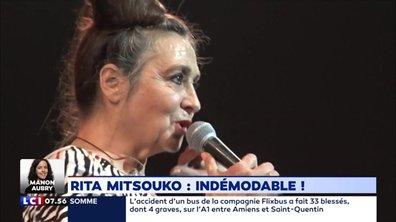 """Emmenez-Moi"" : Rita Mitsouko, indémodable !"