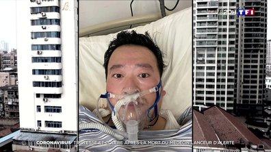 Émoi en Chine après le décès du médecin qui avait alerté sur le virus